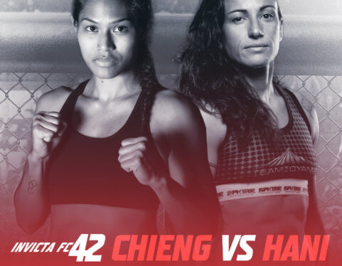 09/17/2020 – INVICTA FC 42 – TEXAS  USA